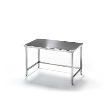 TABLE INOX POUR INDUSTRIE