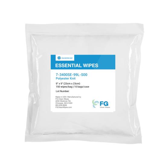 Tissus tissé 100 % polyester bords scellés au laser.Compatibles ISO 4 à ISO 8